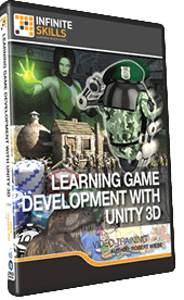 Learning Game Development With Unity 3D training video